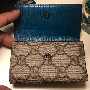 💝 Sale-Authentic Gucci Key w/ PaperBill Holder 😍